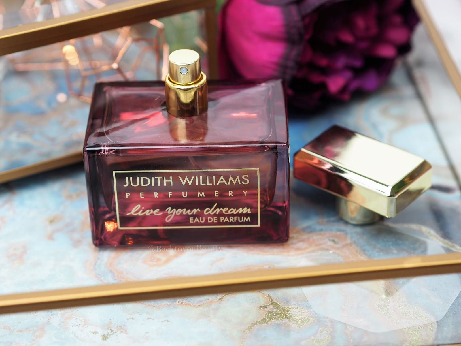 Judith Williams Live your Dream EDP