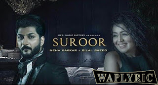Suroor Song Lyrics