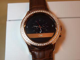 Análise Smartwatch No.1 D2 15