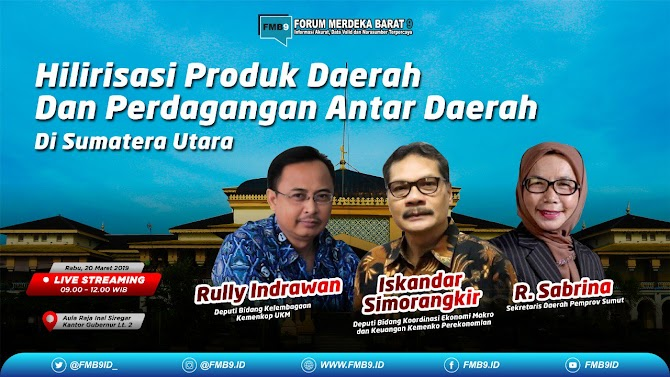 Hilirisasi Produk Daerah di Sumatera Utara, Bahagianya Kelola Bahan Baku di Negeri Sendiri