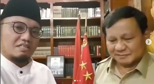 Ternyata Ini yang Bikin Prabowo Akhirnya Minta Maaf Soal Tampang Boyolali