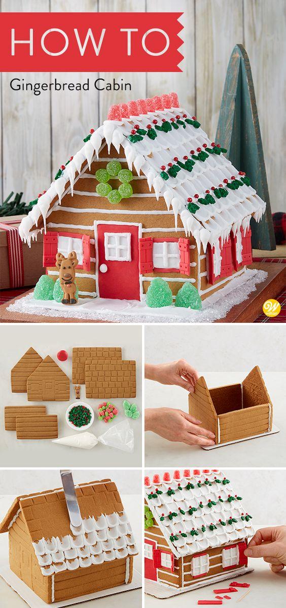 christmas tatlı süslemeleri