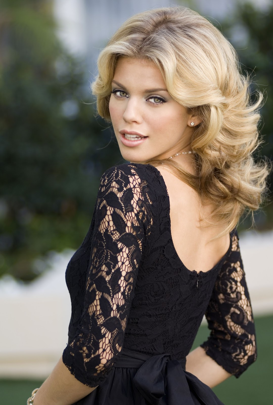 For the Annalynne mccord twitter amusing message