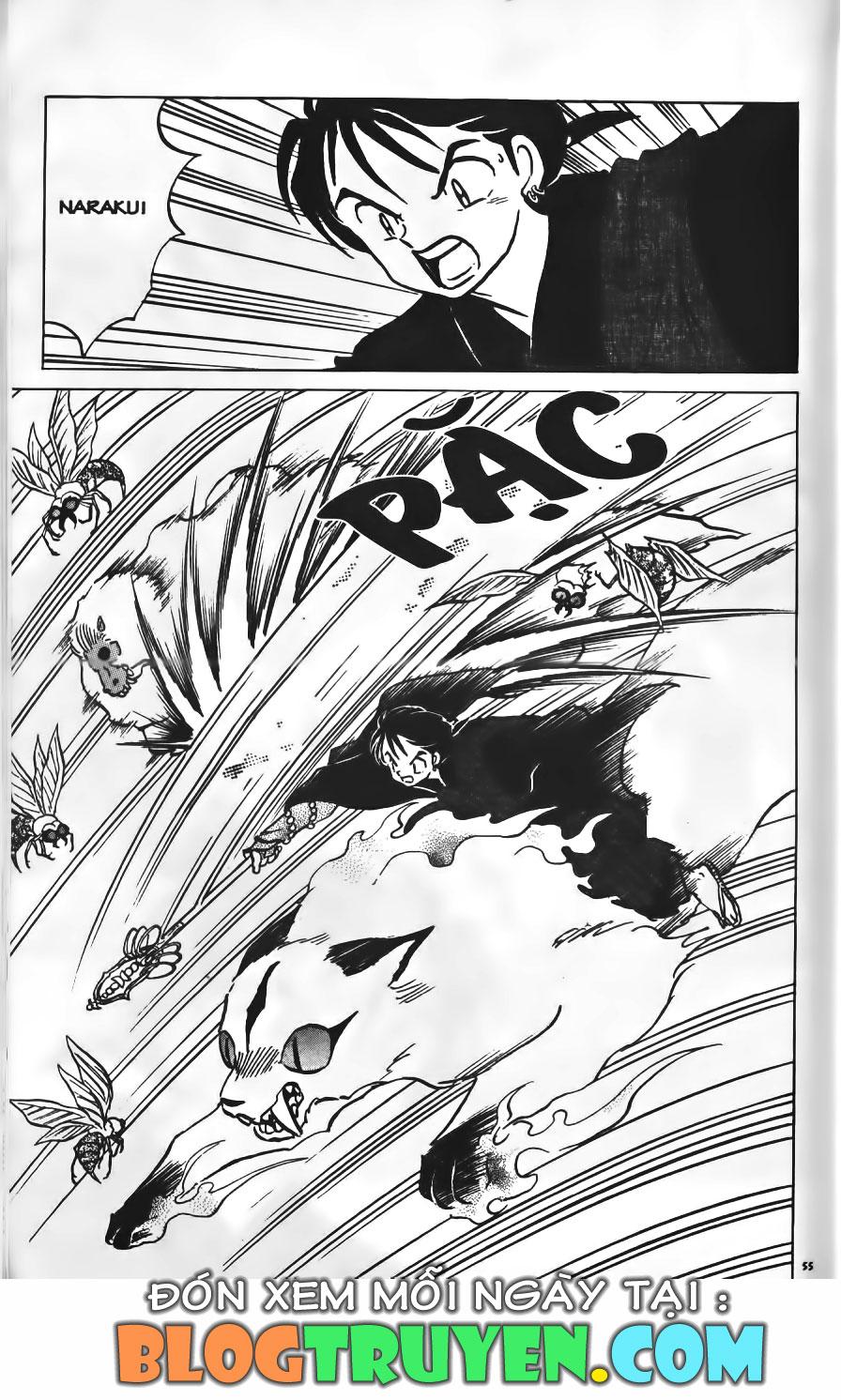 Inuyasha vol 10.3 trang 16