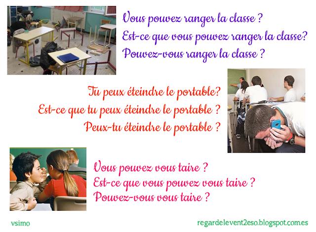 Czasowniki modalne: devoir, savoir, pouvoir i vouloir - czasownik pouvoir pytania 2 - Francuski przy kawie