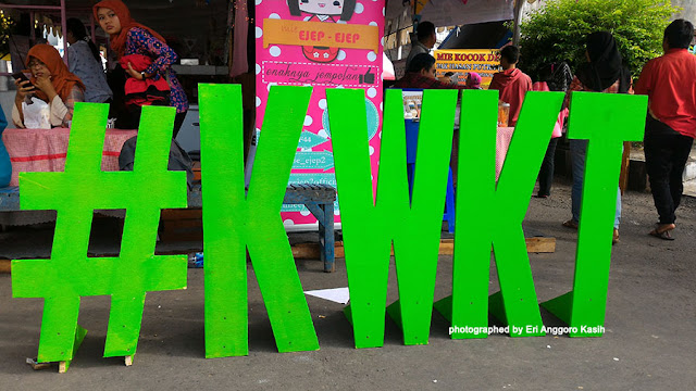 Kuliner Tasikmalaya yang dikoordinir KWKT.