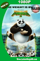 Kung Fu Panda 3 (2016) Subtitulado HD WEB-DL 1080P - 2016