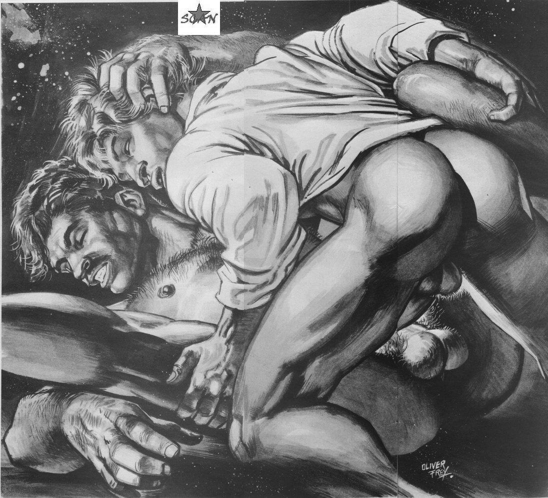 Тему Как гей эротика в рисунках