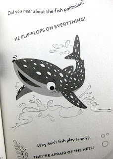 finding dory unforgettable joke book