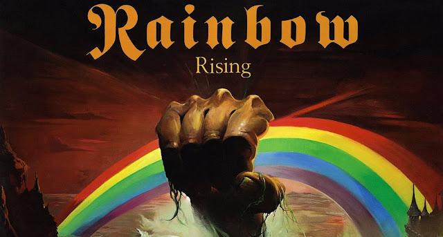 disco Rising Rainbow Ritchie Blackmore