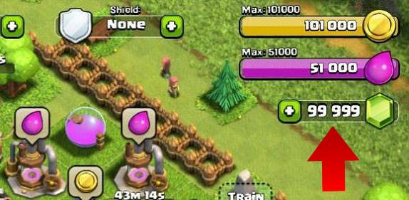 Clash Of Clans Triche Gratuit