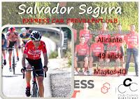 Salvador Segura, del Express Car Crevillent, temporada 2017