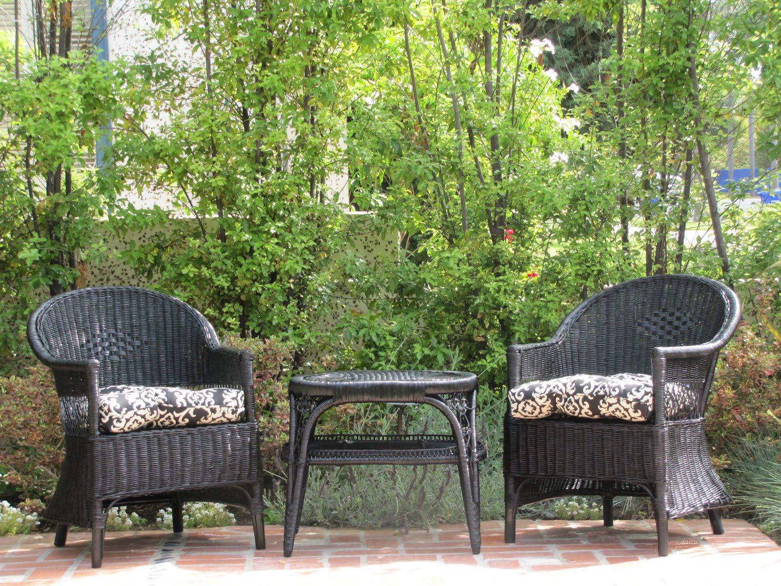 Trash Treasure Outdoor Furniture