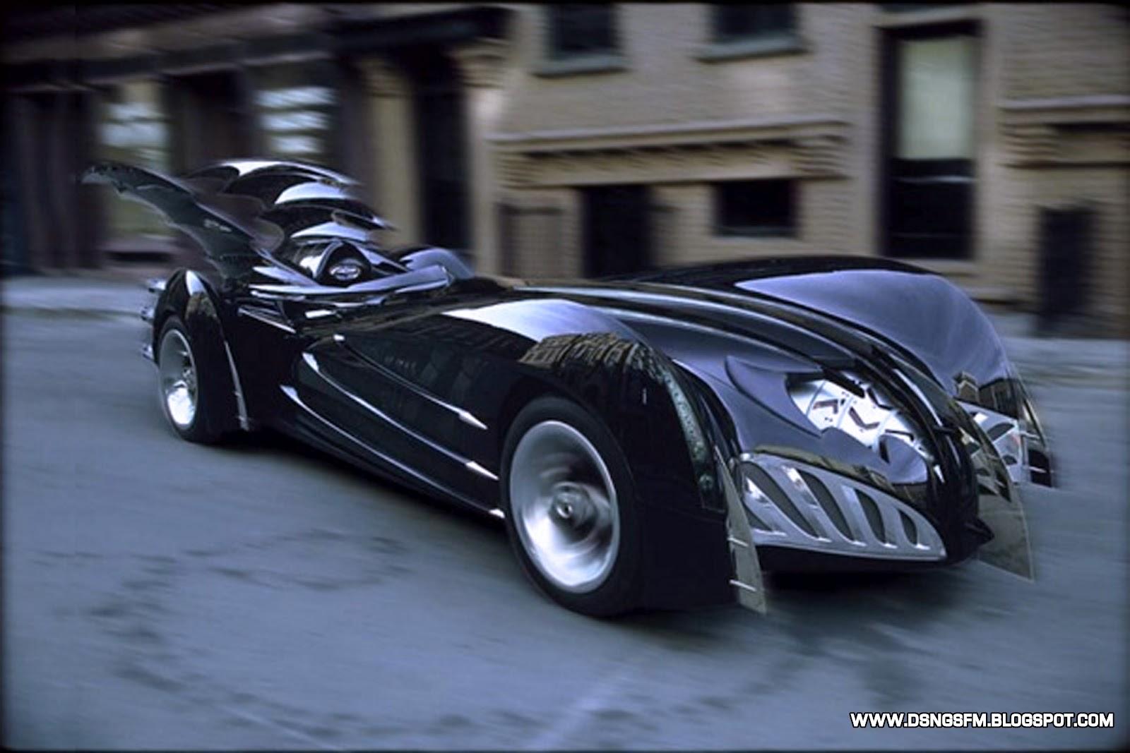 Jim Click Nissan >> DSNG'S SCI FI MEGAVERSE: REAL-LIFE NISSAN BATMOBILE, PLUS OTHER BATMOBILE VERSIONS