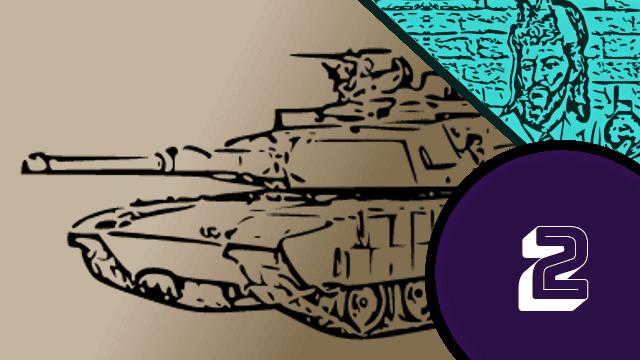 Queimando Circuitos #2 - Tanques de Guerra