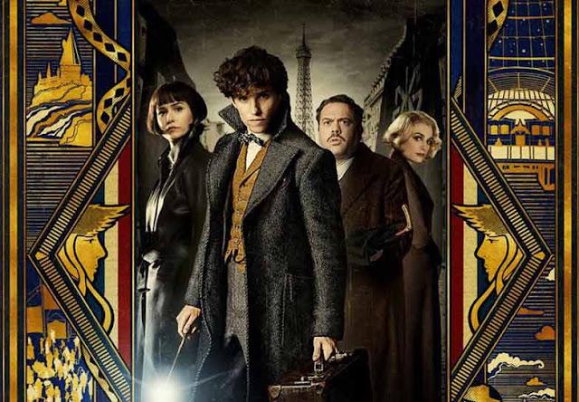 الفانتازيا والخيال يشتعلان مع فيلم Fantastic Beasts: The Crimes of Grindelwald في التريلر الرسمي الأخير