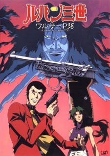 Anime Movie Lupin III: Walther P-38 Subtitel Indonesia