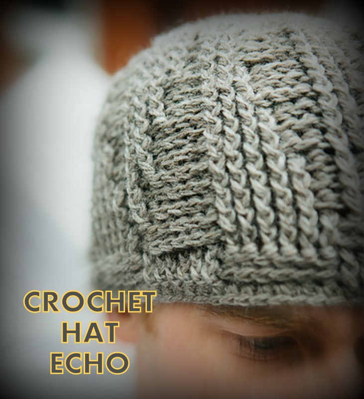 Microcknit Creations Men Hats Beanies And Crochet Patterns