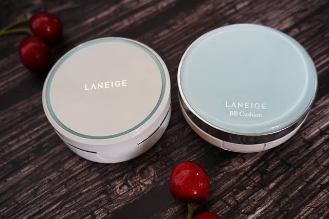 Review Laneige BB Cushion Kulit berminyak