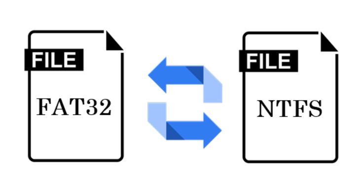 التحويل-من-FAT32-الي-NTFS-بدون-فورمات-في-الفلاشة-بارتيشن