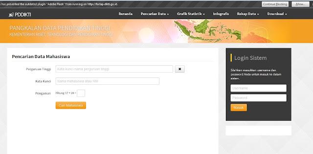Cara Mudah Cek Keaslian Ijazah Secara Online Di Situs Kemenrisdikti