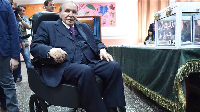Algerian President Abdelaziz Bouteflika names 3 new ministers in cabinet reshuffle