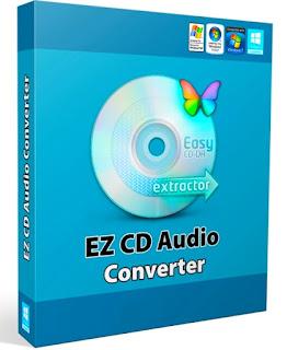 برنامج EZ CD Audio Converter ultemate 4.0.3 لنسخ الاقراص السمعية وتحويل الصيغ مكرك