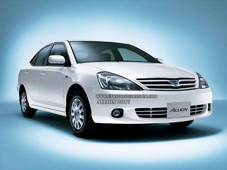 Toyota Allion 2017 Review Redesign Release Date And Also