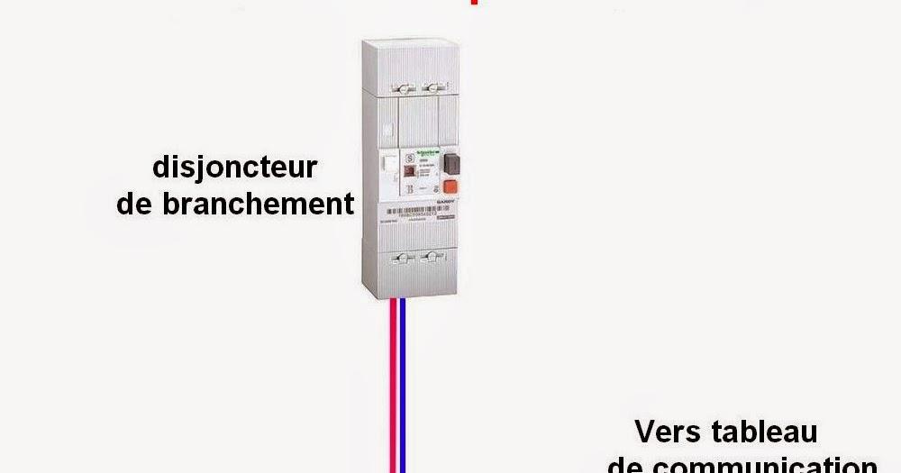 Schema electrique for Schema electrique chambre