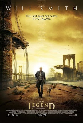Sinopsis Film I Am Legend (2007)