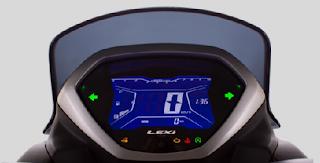 Fitur Yamaha Lexi
