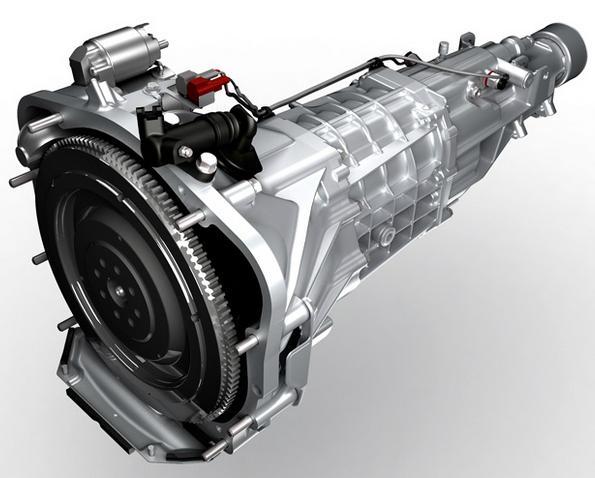 Ilustrasi Transmisi Manual Toyota 86