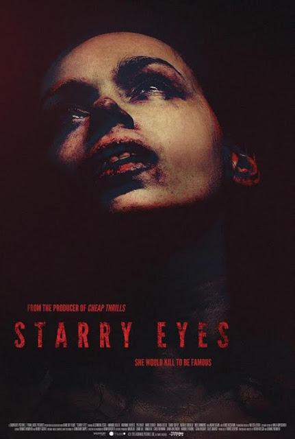 Starry Eyes Alternate Poster