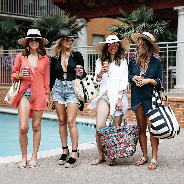 looks mulheres maduras clube piscina