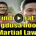 """WATCH: Famous Journalist to Anti-Marcos : """"Hindi lahat ng Pilipino ay nagdusa noong Martial Law"""""""