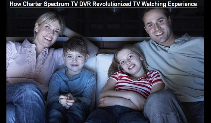 Charter Spectrum TV DVR