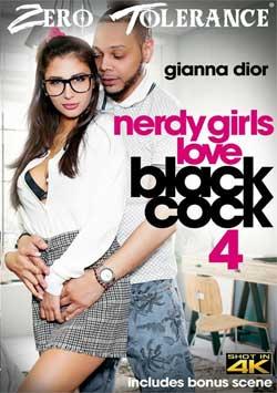 Nerdy Girls Love Black Cock 4 (2019)