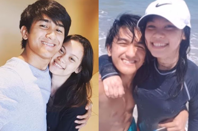 Our Super Inggo Makisig Morales s all grown up now! He's already in a happy relationship with his gorgeous girlfriend, Vianne!