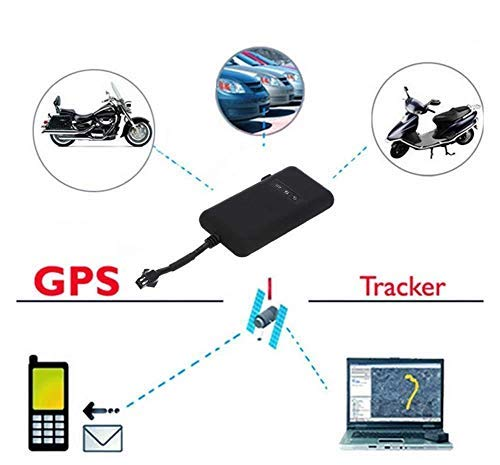 GPS Tracking Device For Car Bike Scooty