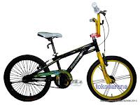 Sepeda BMX Pacific Astrio 20 Inci