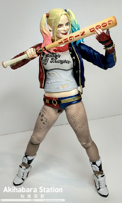 "Review del ""S.H.Figuarts Harley Quinn"" de ""Tamashii Nations""."