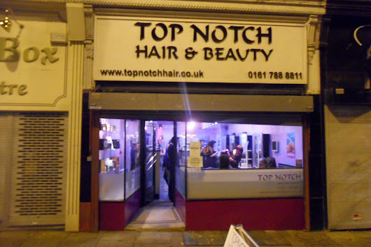 Top Notch Hair & Beauty