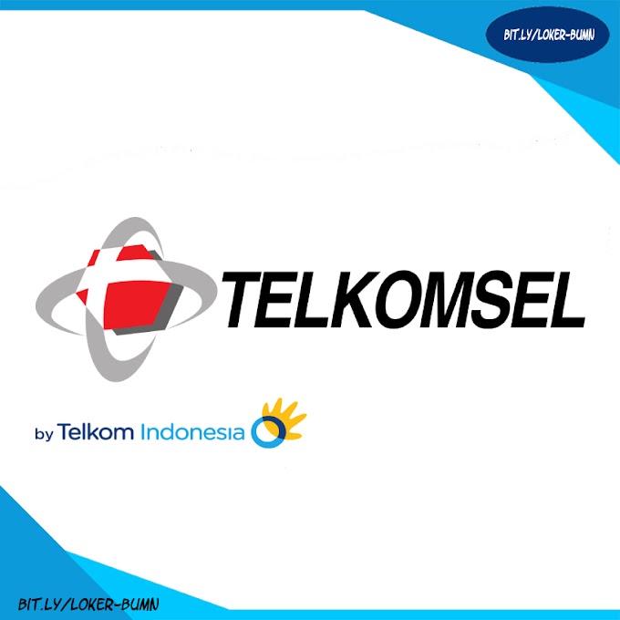Rekrutmen Lowongan Kerja PT Telekomunikasi Selular Tbk (Telkomsel)