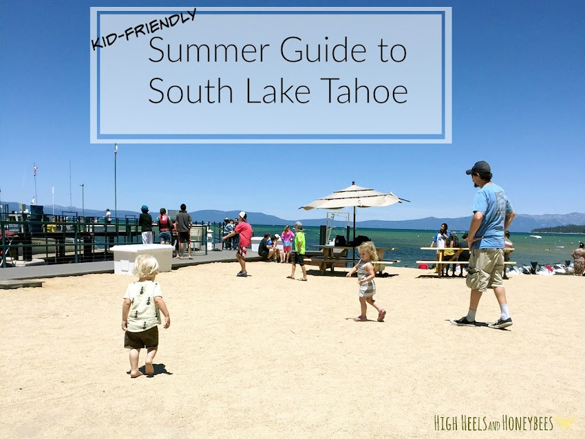 South Tahoe Summer Time