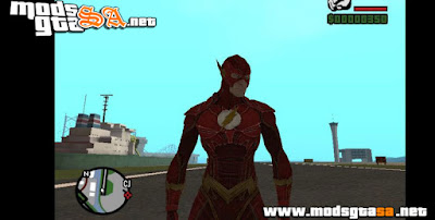 Mod The Flash