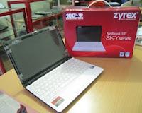 netbook bekas malang zyrex sky lm1211