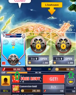 Tap fishing master hack cheat tool free newhackgame for Tap tap fish cheats