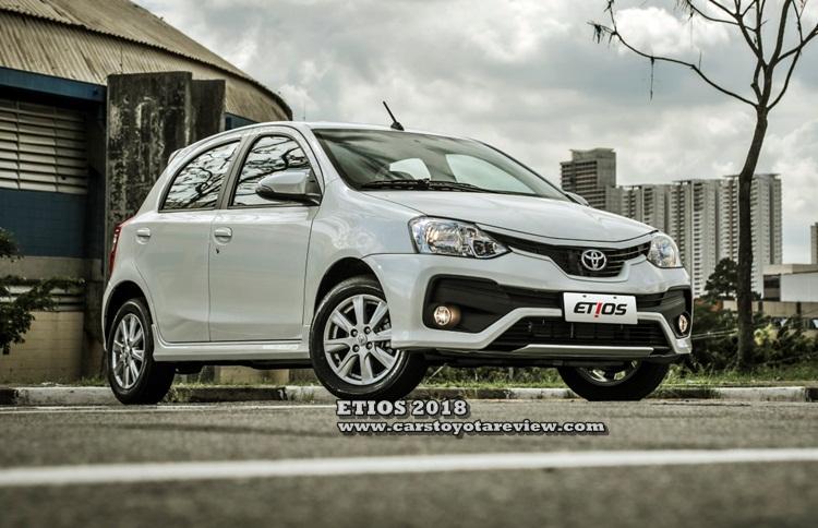 2018 Toyota Etios Models Review