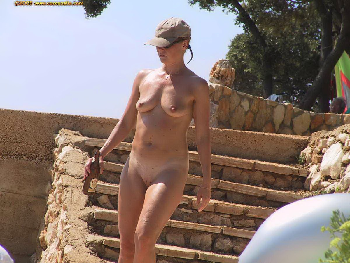 Croatian nudist share try
