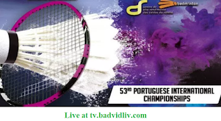 53 Portuguese International Championships live streaming